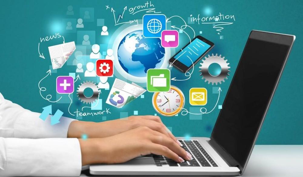 Lượng thông tin trao đổi trực tuyến ngày càng tăng.